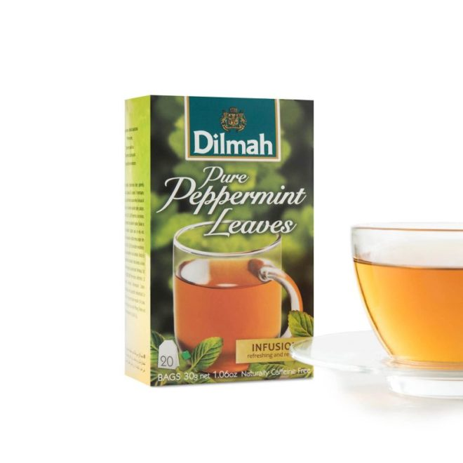 Dilmah foil env Peppermint