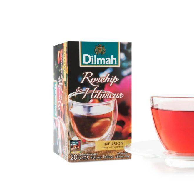 Dilmah foil env Rosehip
