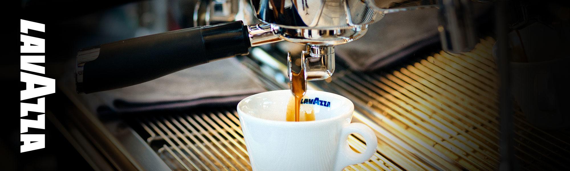 lavazza espresso aparat kava